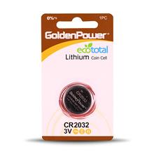 Golden Power CR2032 Coin Cell Battery  Pack of 1